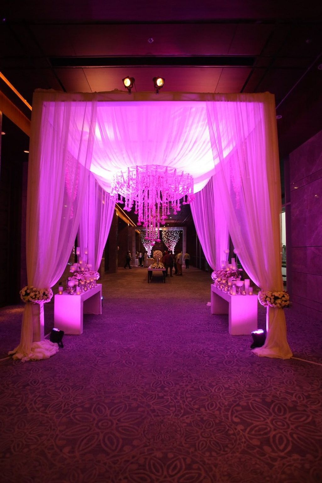 Awesome 30 Beautiful Wedding Entrance Decor Ideas Https Weddmagz