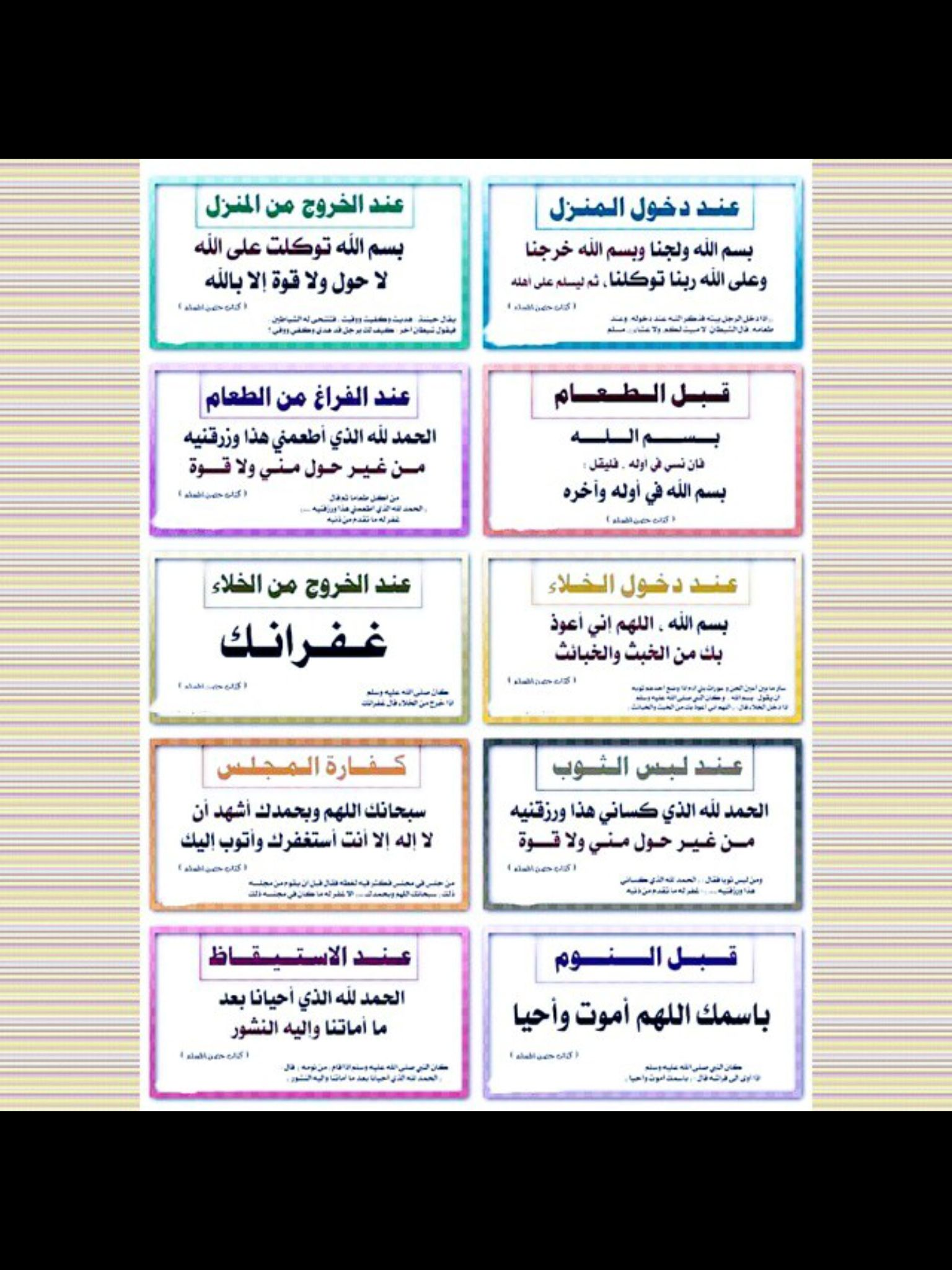 Pin By Latifa On Islamic Info إسلاميات Bullet Journal Journal