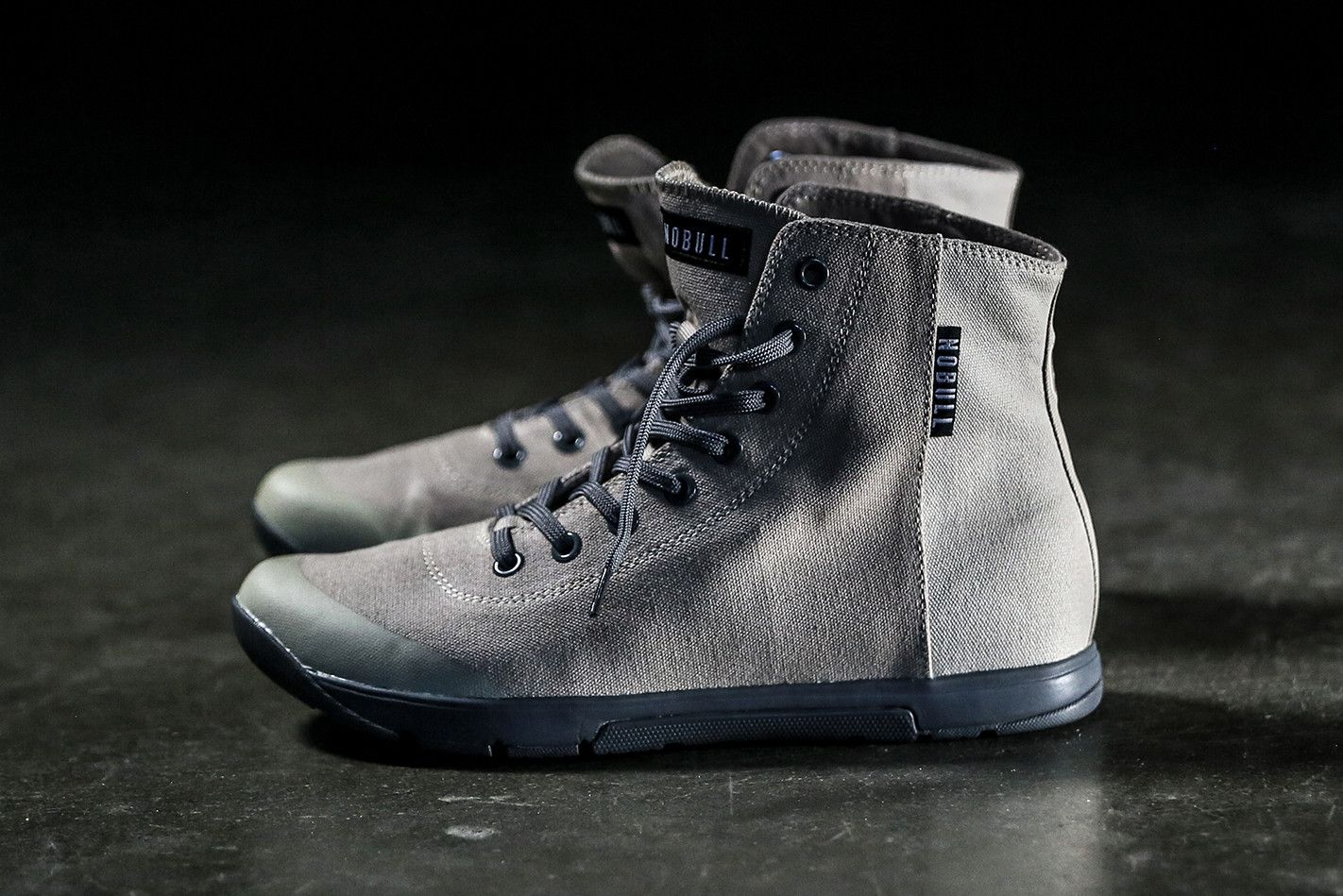 more photos df20a ec993 DESERT HIGH-TOP BASIC TRAINER (MENS) from NOBULL Crossfit Shoes, Workout  Shoes