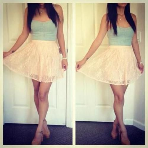 Cute Dresses Tumblr On We Heart It Http Weheartitcomentry ...