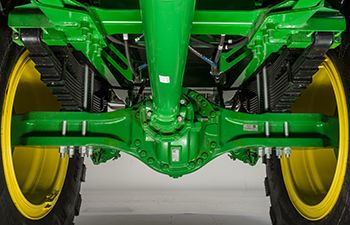 John Deere F4365 Rear axle