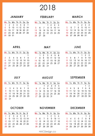 image result for free printable 2018 calendar australia