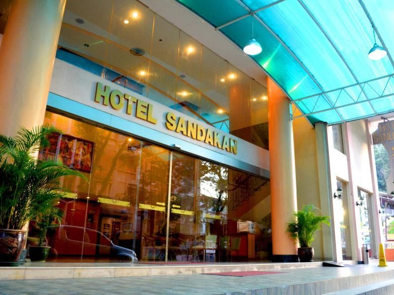 Sandakan Sandakan Hotel Malaysia, Asia Set in a prime location of Sandakan, Sandakan Hotel puts everything the city has to offer just outside your doorstep. The hotel has everything you need for a comfortable stay. Facilities like free Wi-Fi in all rooms, 24-hour security, daily housekeeping, fax machine, photocopying are readily available for you to enjoy. Some of the well-appointed guestrooms feature internet access – wireless, internet access – wireless (complimentary), non...