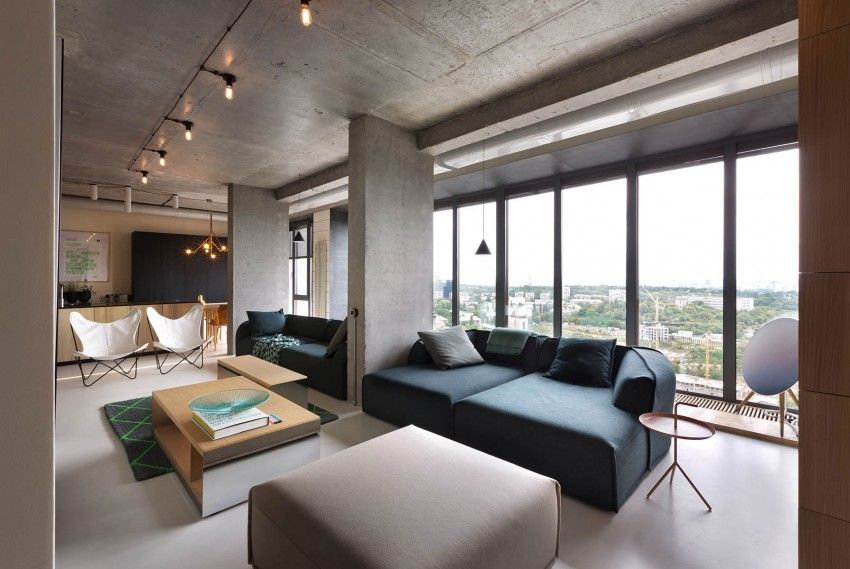 NPL Penthouse by Olga Akulova Design