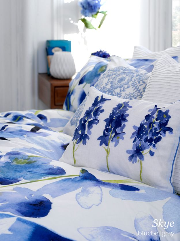 We are so excited to be able share our very first bedding collection with you – now available in the bluebellgray online shop and in selected John Lewis stores! At bluebellgray we love flowers and colour, lots of it, and watercolour and feel good design and we hope that the new bedding collection brings a …
