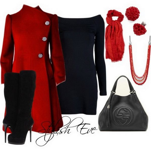 outfits with accesories for spring 2013 | All of the items presented in these outfits can be purchased. If you ...