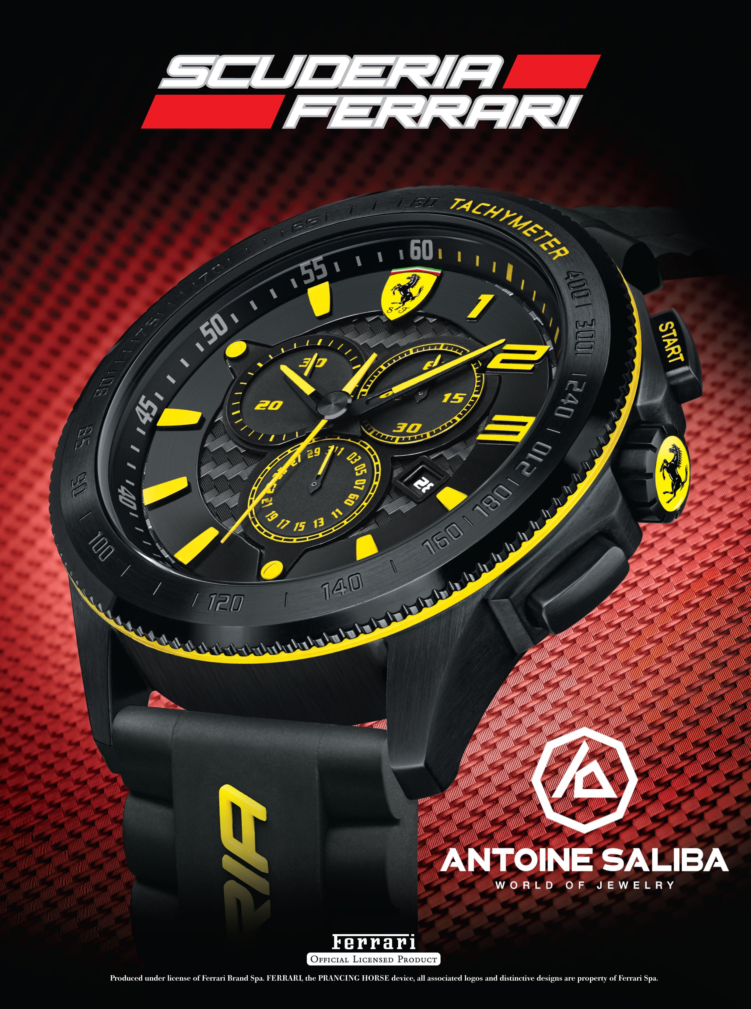 pl en store ferrari online s f pilota watches men watch scuderia official