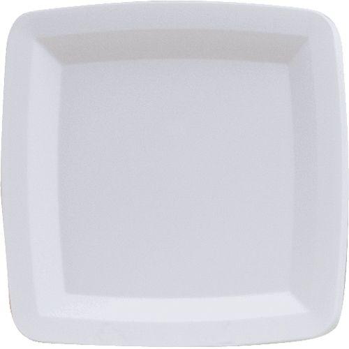 White Square Plastic Dessert Plates ($30.95 for 72)  sc 1 st  Pinterest & White Square Plastic Dessert Plates - 7\