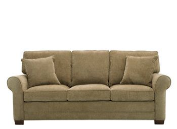 Kathy Ireland Home Madelyne Chenille Sofa At Raymour