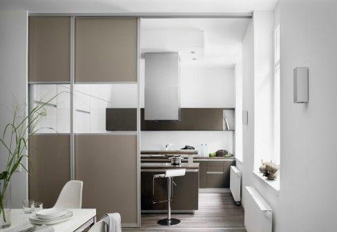 Schiebetür Für Küche | Tur Schiebetur Kuche Pinterest Turen Innenausbau Und