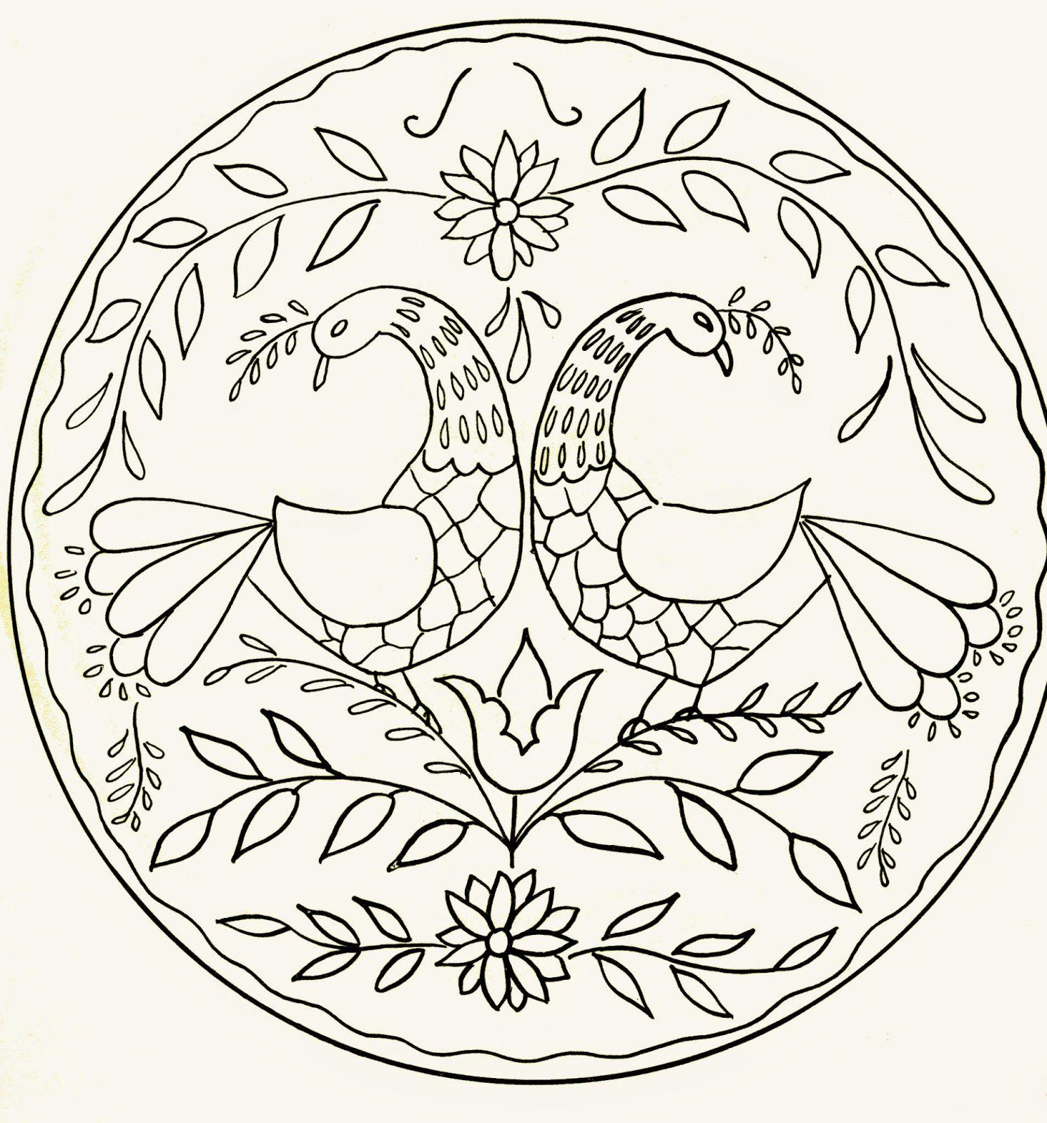 Jane Griffith Pennsylvania Dutch Designs