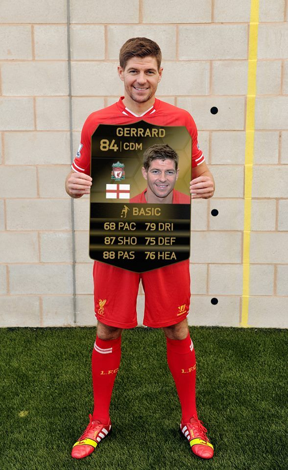 Steven Gerrard is IN-FORM and in the new EA SPORTS FIFA Team of the Week! http:/... - http://footballersfanpage.co.uk/steven-gerrard-is-in-form-and-in-the-new-ea-sports-fifa-team-of-the-week-http/