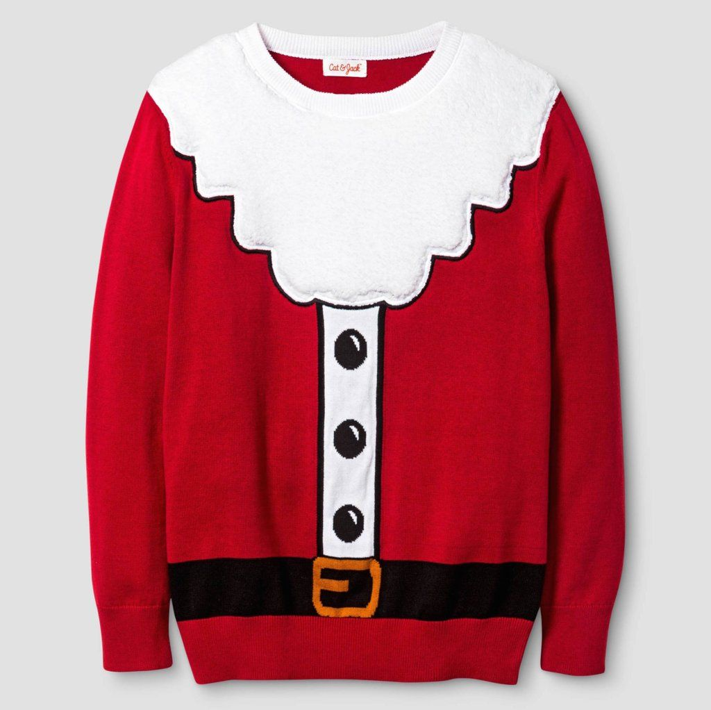 d3c41bf78cb2 12 Hilarious and Adorable Ugly Christmas Sweaters For Kids | Holiday ...