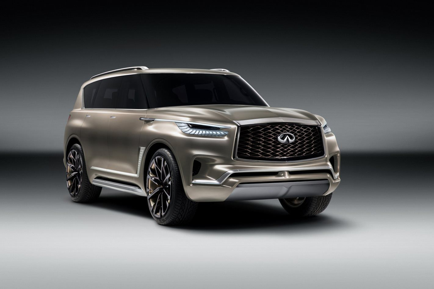 2021 infiniti qx80 what we know and what to expect  高級