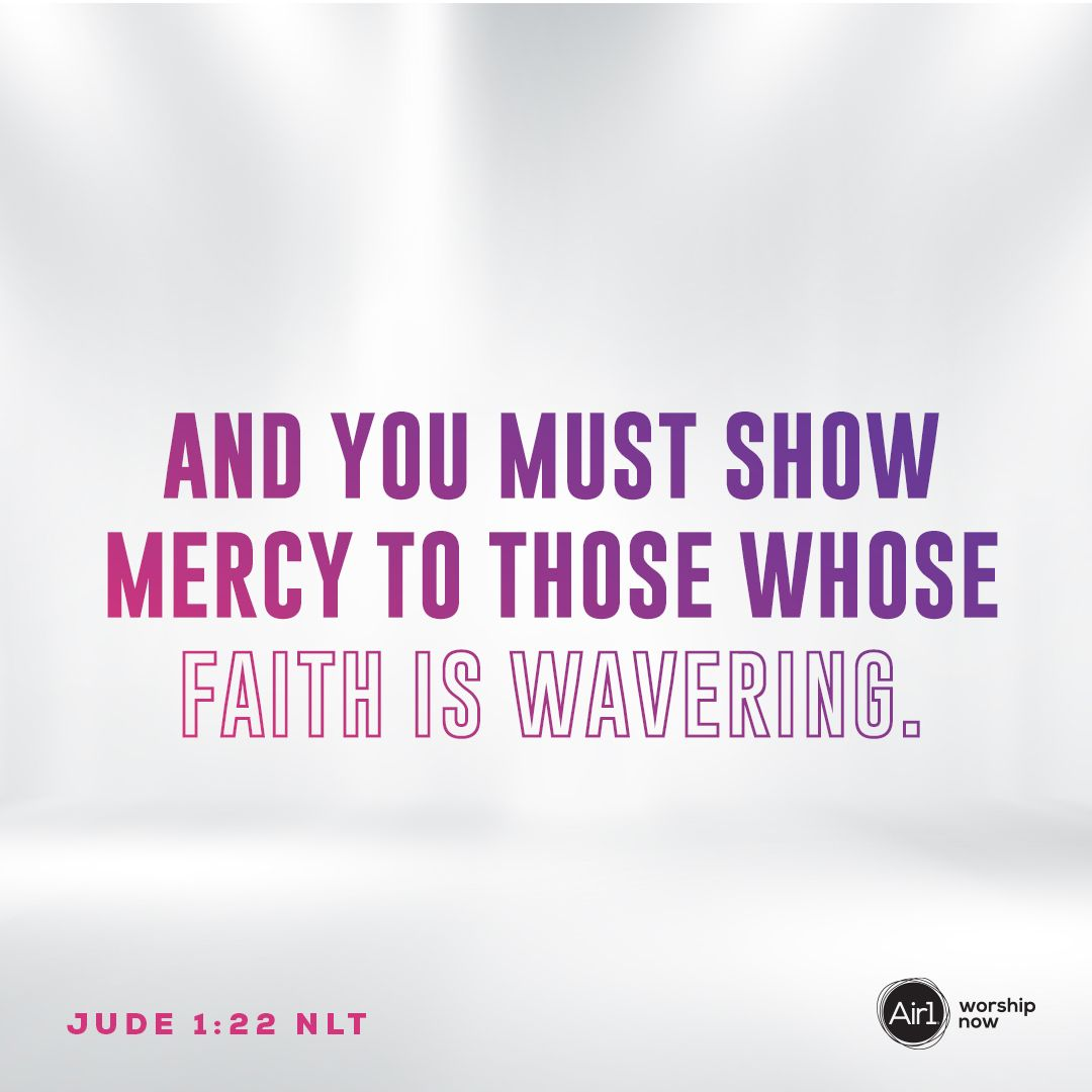 Air1's Verse of the Day for Oct 16, 2020