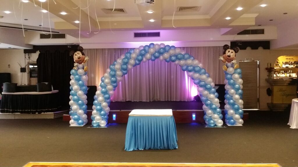 Balloon Arches Decorations In Sydney