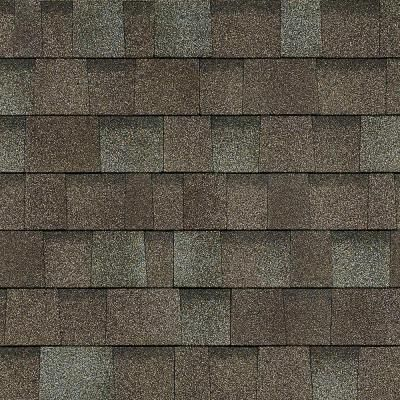 Owens Corning Oakridge Driftwood Laminate Shingles 32 8 Sq Ft Per Bundle Hk30 The Home Depot For The Home Architectural Shingles Roof Roof Shingle C