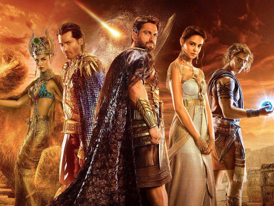 Gods Of Egypt Thumb Lionsgate Jpg 893 670 Pelicula Dioses De Egipto Pelicula De Dios Egipto