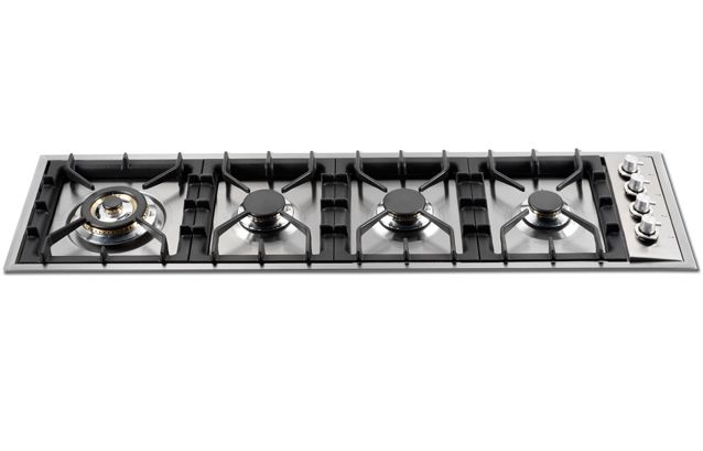 ILVE flush line cooktops. The HP 123 120cm Gas Cooktop comes in ...