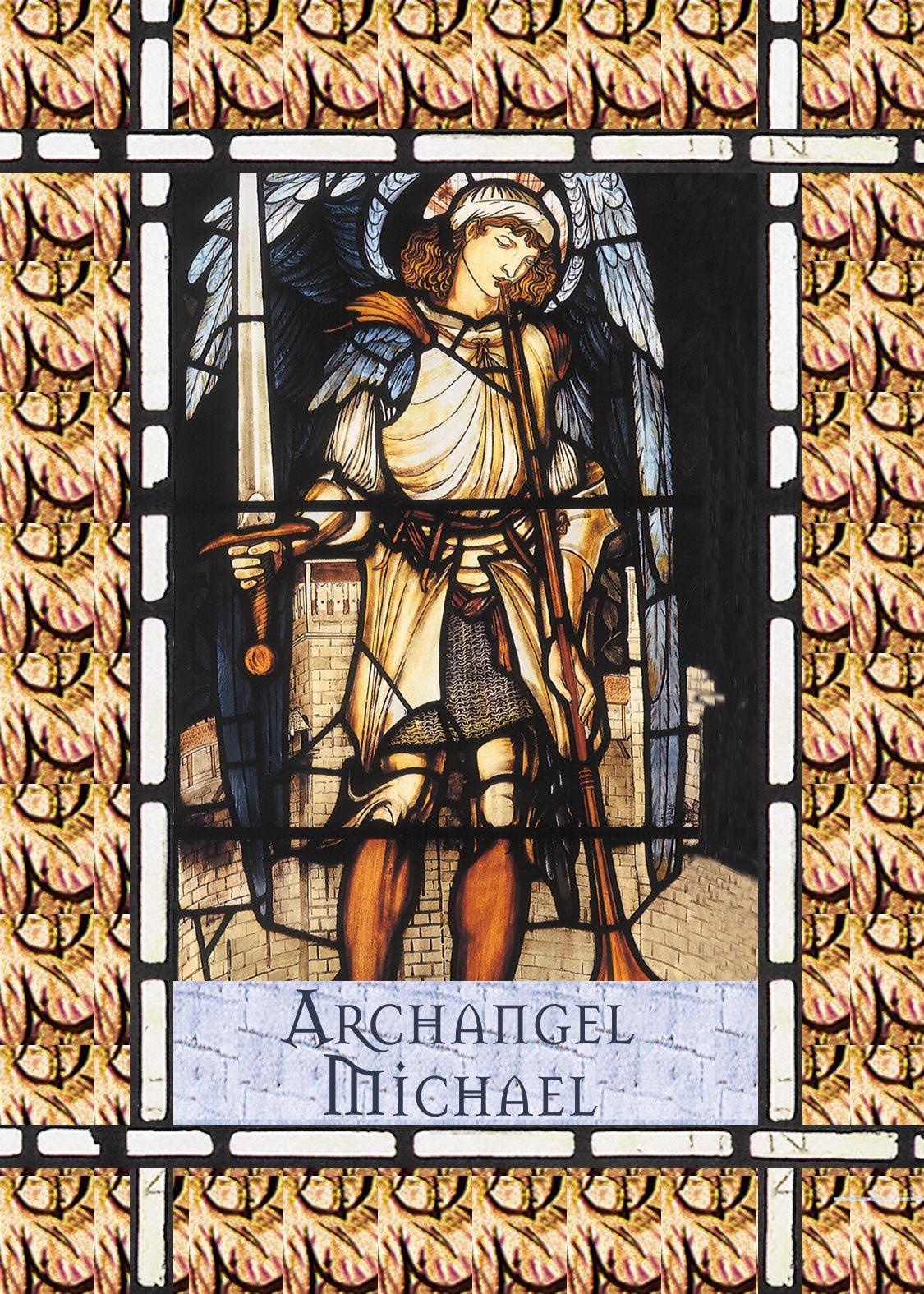 Oracle card archangel michael archangel michael