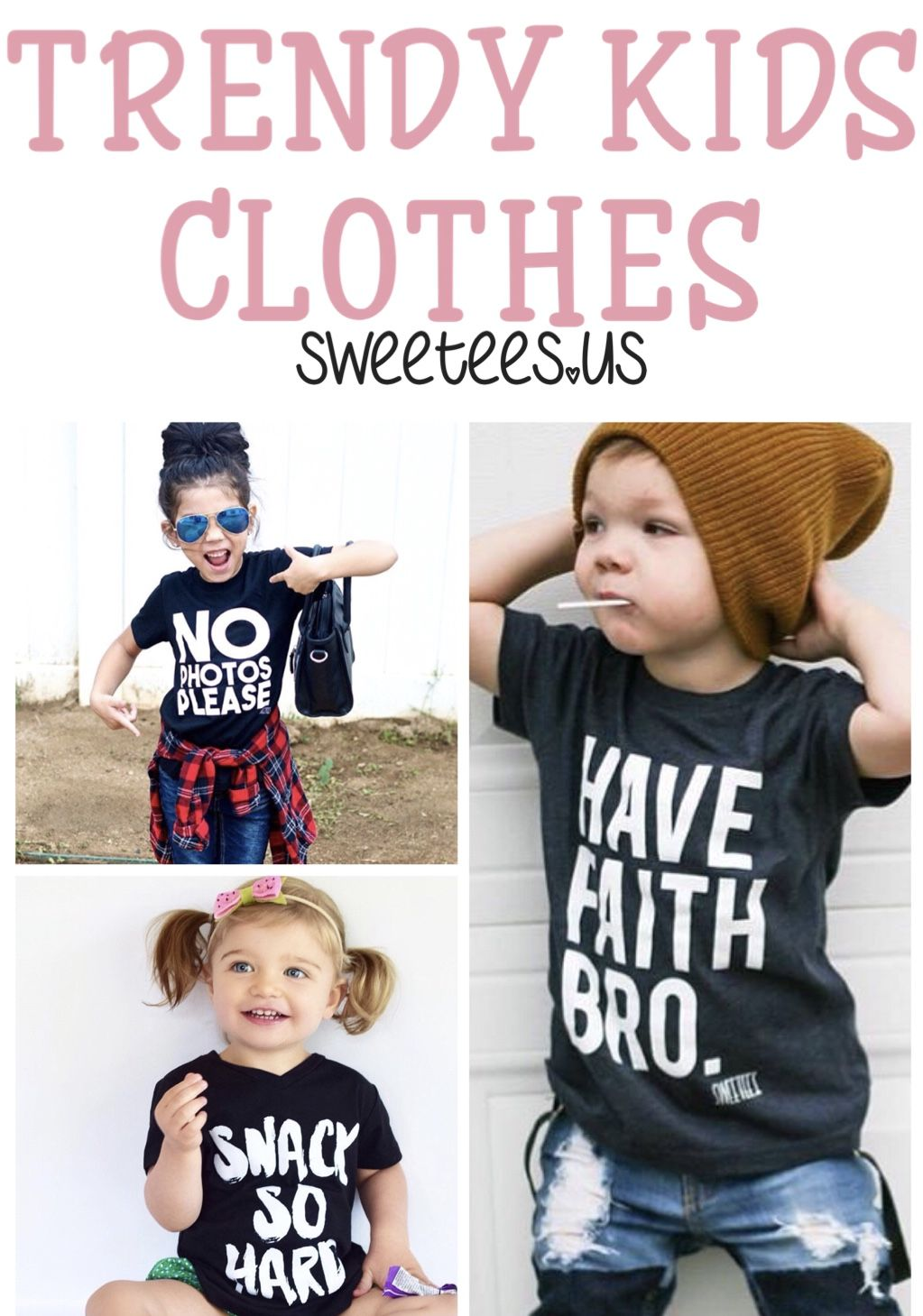 8705163ddd5b Trendy kids clothes! Graphic tees for boys and girls. Baby