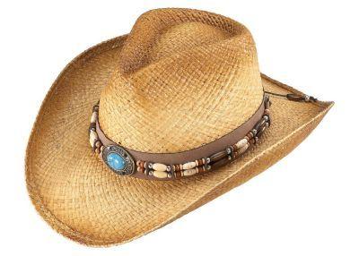 Henschel Weekend Walker Burnished Straw Cowboy Hat