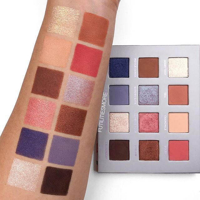 BH Cosmetics x Carli Bybel Deluxe Edition Palette by BH Cosmetics #12