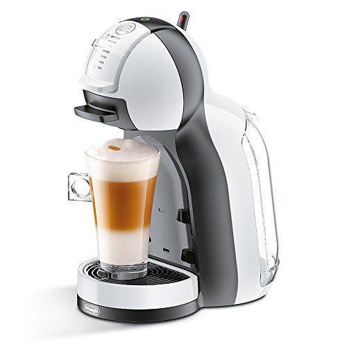 أفضــل ماكـينة لصــنع الــقهوة والكابوتـشينو - Mini Me EDG305.WB - De'Longhi