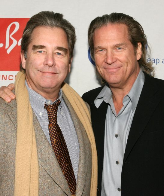 beau bridges height