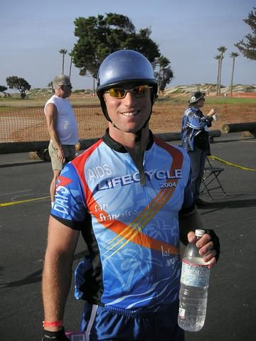 AIDS LifeCycle 2004