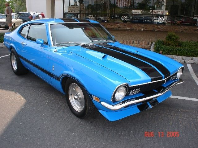 Classic Ford Muscle Cars | 1971 Ford Maverick Grabber | Muscle and Classic Cars & Classic Ford Muscle Cars | 1971 Ford Maverick Grabber | Muscle and ... markmcfarlin.com