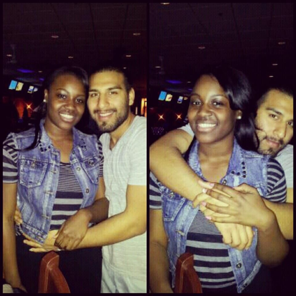 "❥ChassidyDoll : Photo Mexican guy y black girl ""Bowling with my bae"""