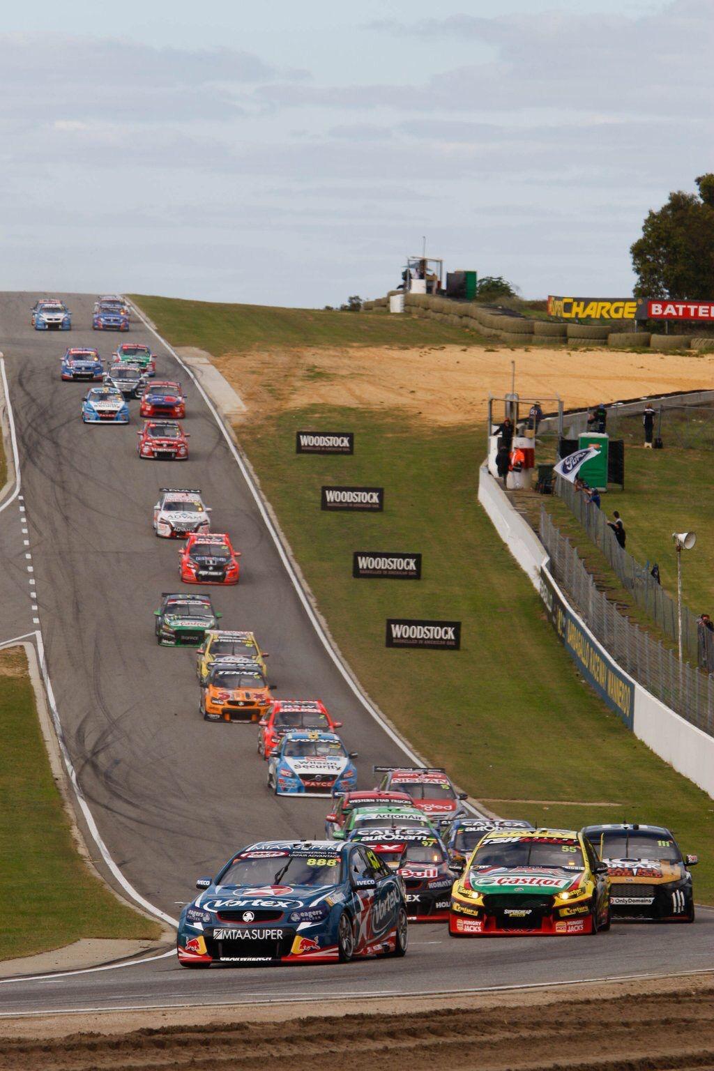 Barbagallo Raceway V8 Supercars Australia Australian V8 Supercars V8 Supercars