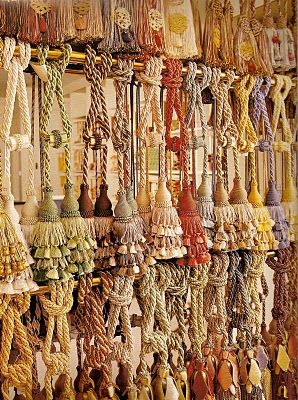<3 Tassels...Why not show them off?