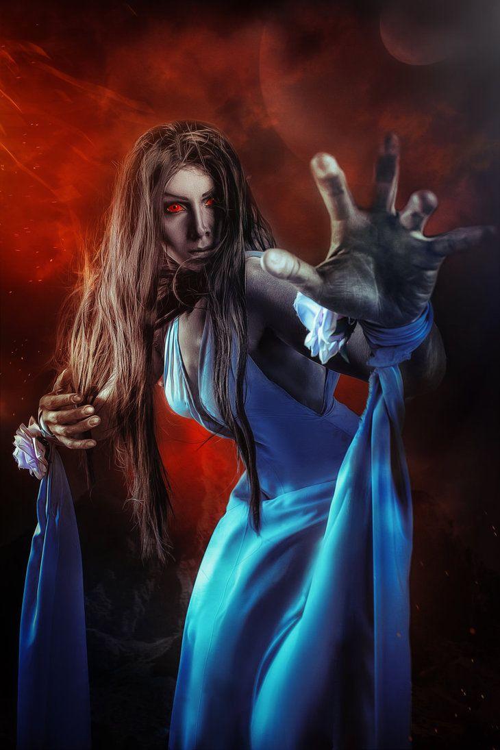 Image from http://pre06.deviantart.net/01cd/th/pre/i/2014/281/4/f/azura_dunmer_the_elder_scrolls_cosplay_by_elena_neriumoleander-d821mpm.jpg.