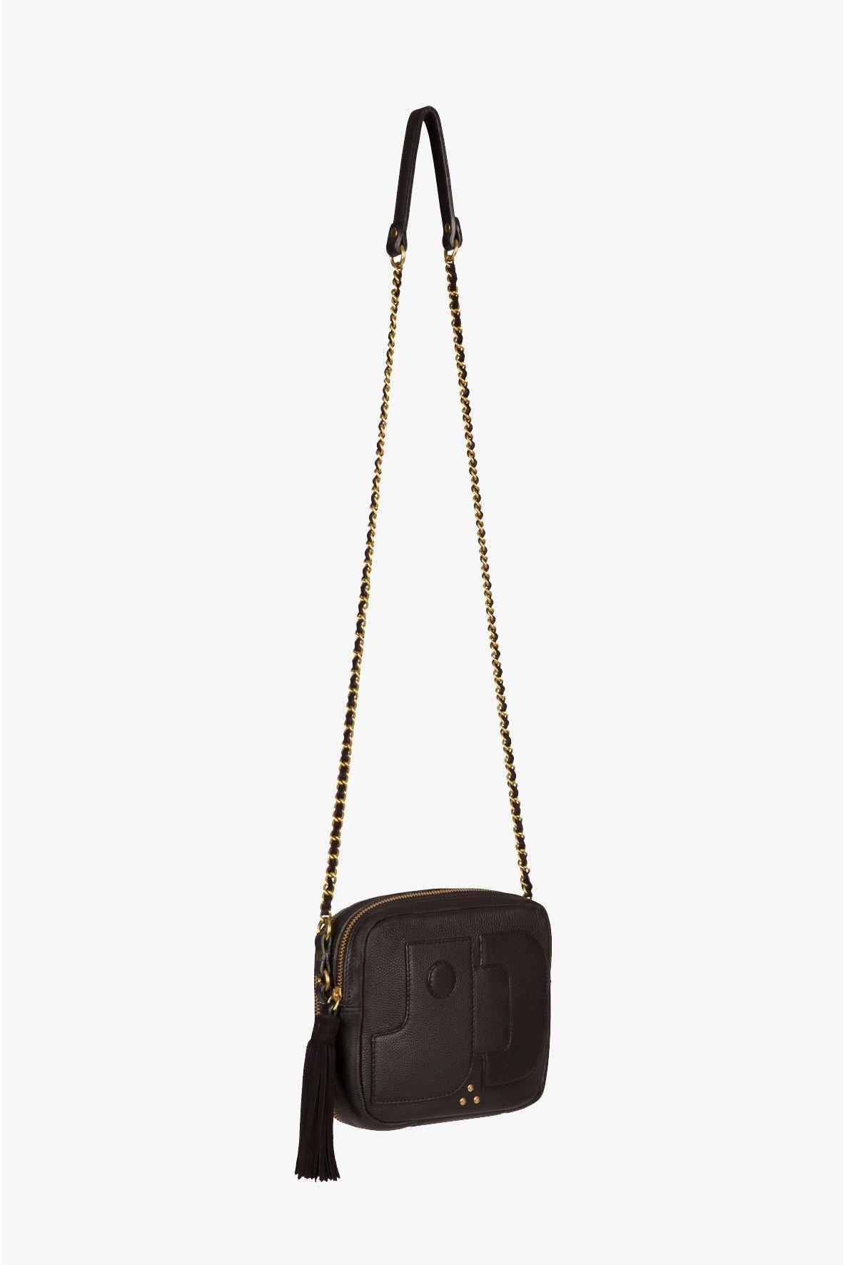 cc5d8b8413 Pascal shoulder bag in noir