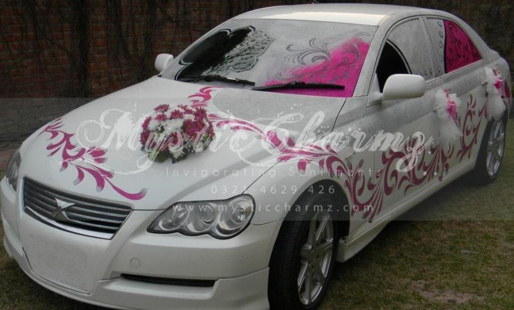 wedding car decorations , Google Search