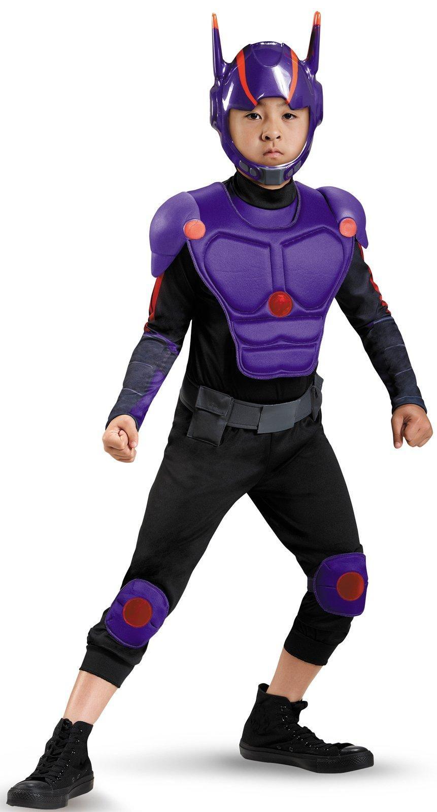 Big Hero 6: Hiro Deluxe Costume For Toddlers | Actividades y Fiestas