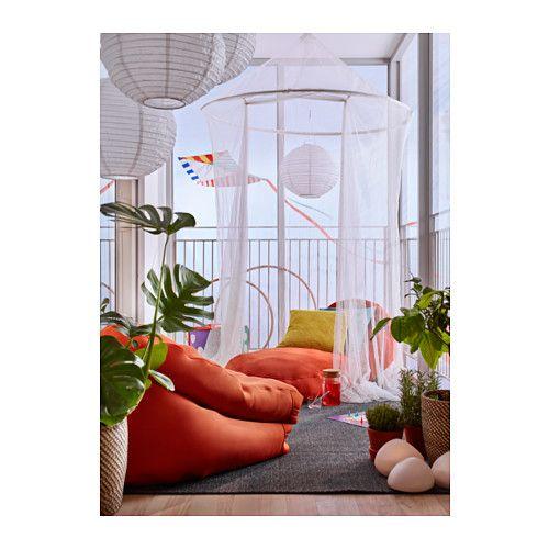 Solig Net White Ikea Fauteuil Poire Décoration Intérieure