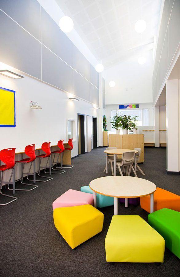 Combining The Existing Michael Ayres Junior School And The Glade Infants School Into A Single Establishment The Ne Primary School School Design School Projects