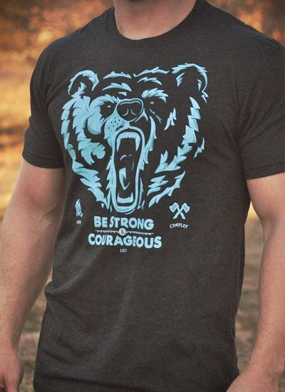 Crossfit Bear Complex / Be Strong and di LevelOneApparel su Etsy, $25.00