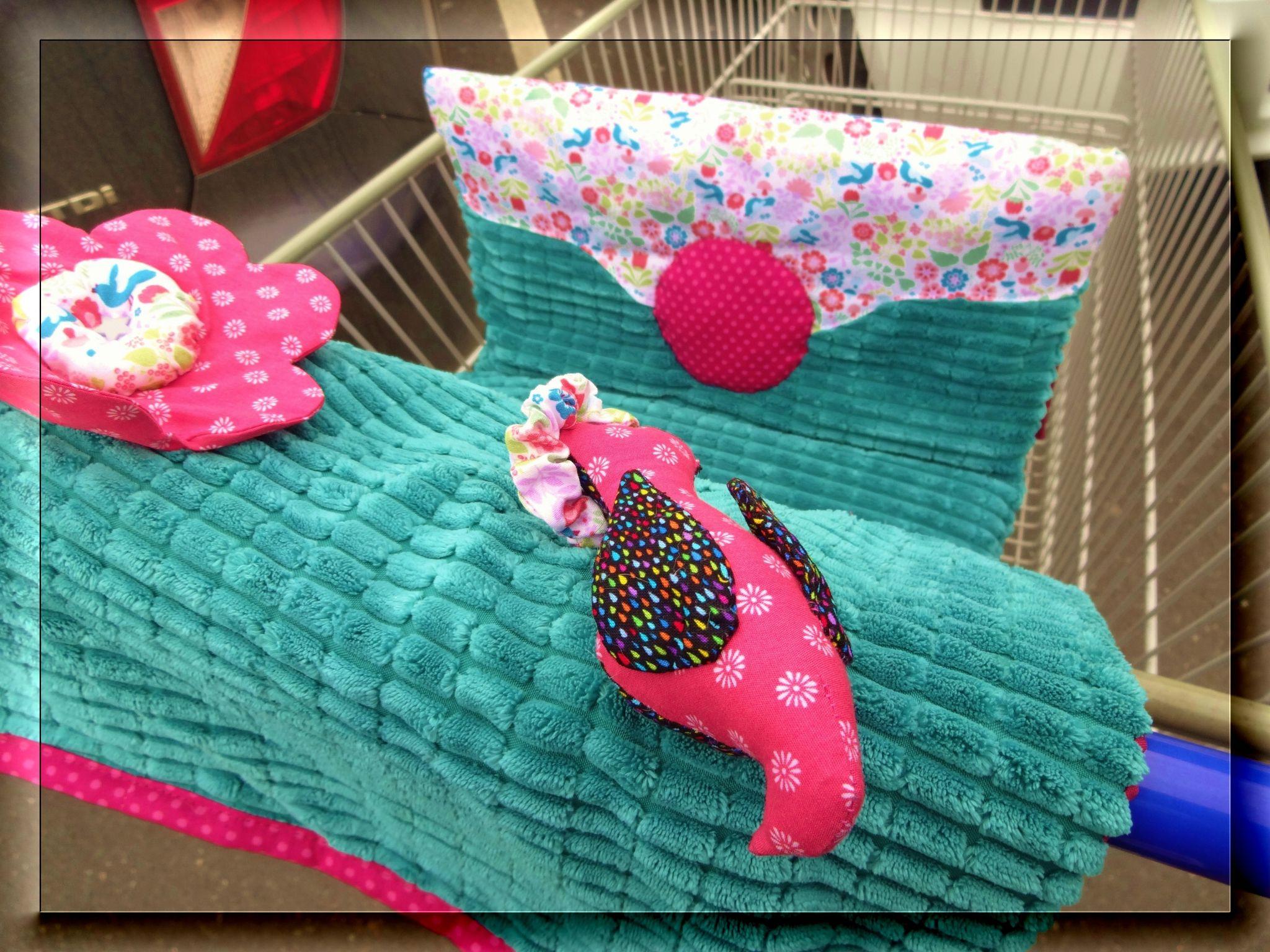 no drive poussi res de lune couture enfant pinterest prot ge caddie tuto et couture. Black Bedroom Furniture Sets. Home Design Ideas