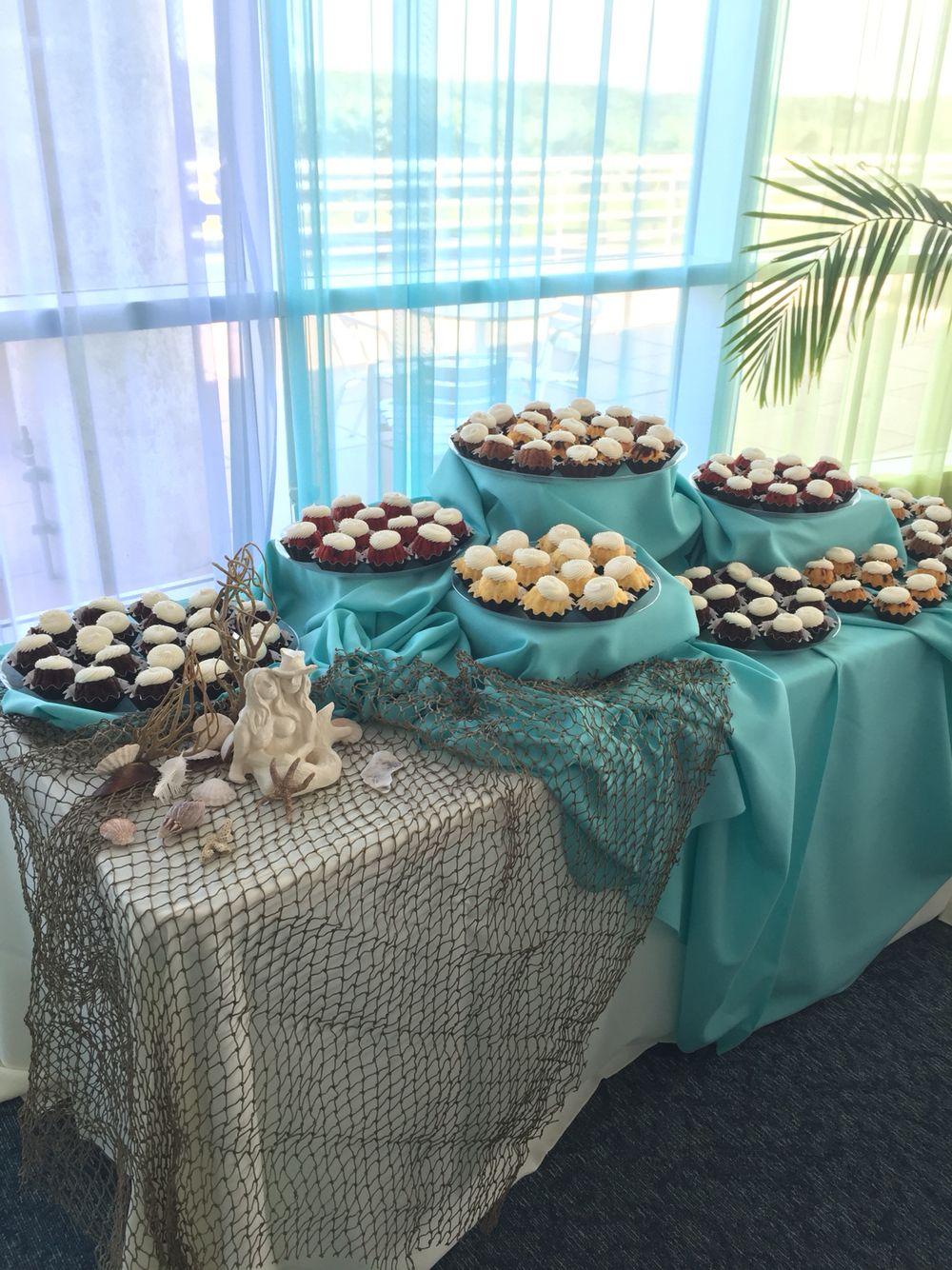 Desert table beach theme wedding