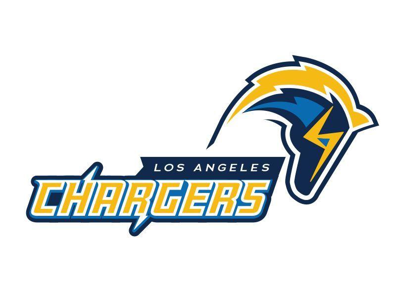 Nfl La Chargers Logo V2 By Martin Merida Nflfootballboys La Chargers Logo Los Angeles Chargers Nfl Teams Logos