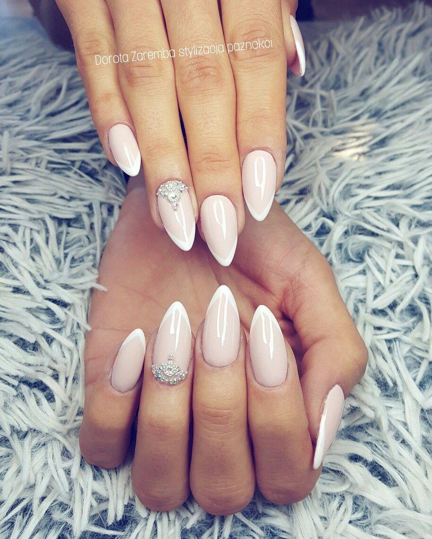 Gelnägel french galerie   Nail art, Nails, Beauty