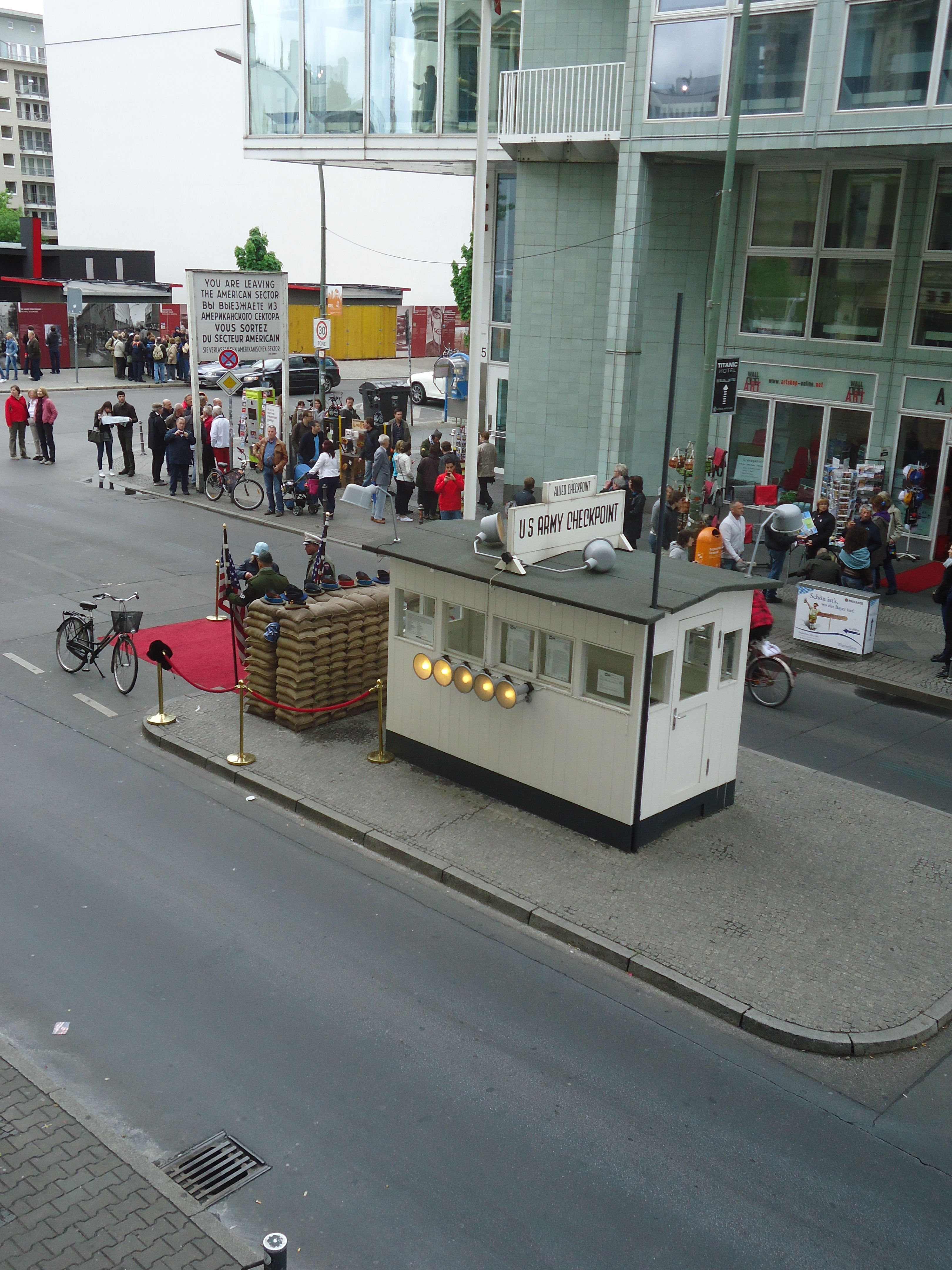 Germany Checkpoint Charlie Dbbcbcaababfeaa