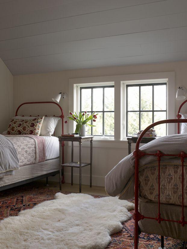 Oyster Bay Beach House Eclectic Bedroom Bedroom Design Bedroom