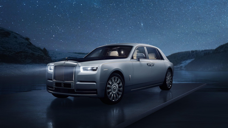 2019 Rolls Royce Phantom Tranquility Rolls Royce Phantom Rolls