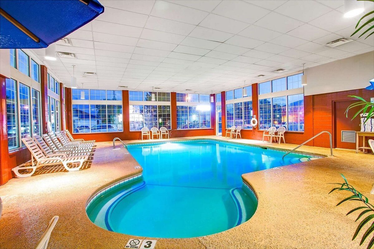 Hotels With Indoor Pools From Gatlinburg To Pigeon Forge