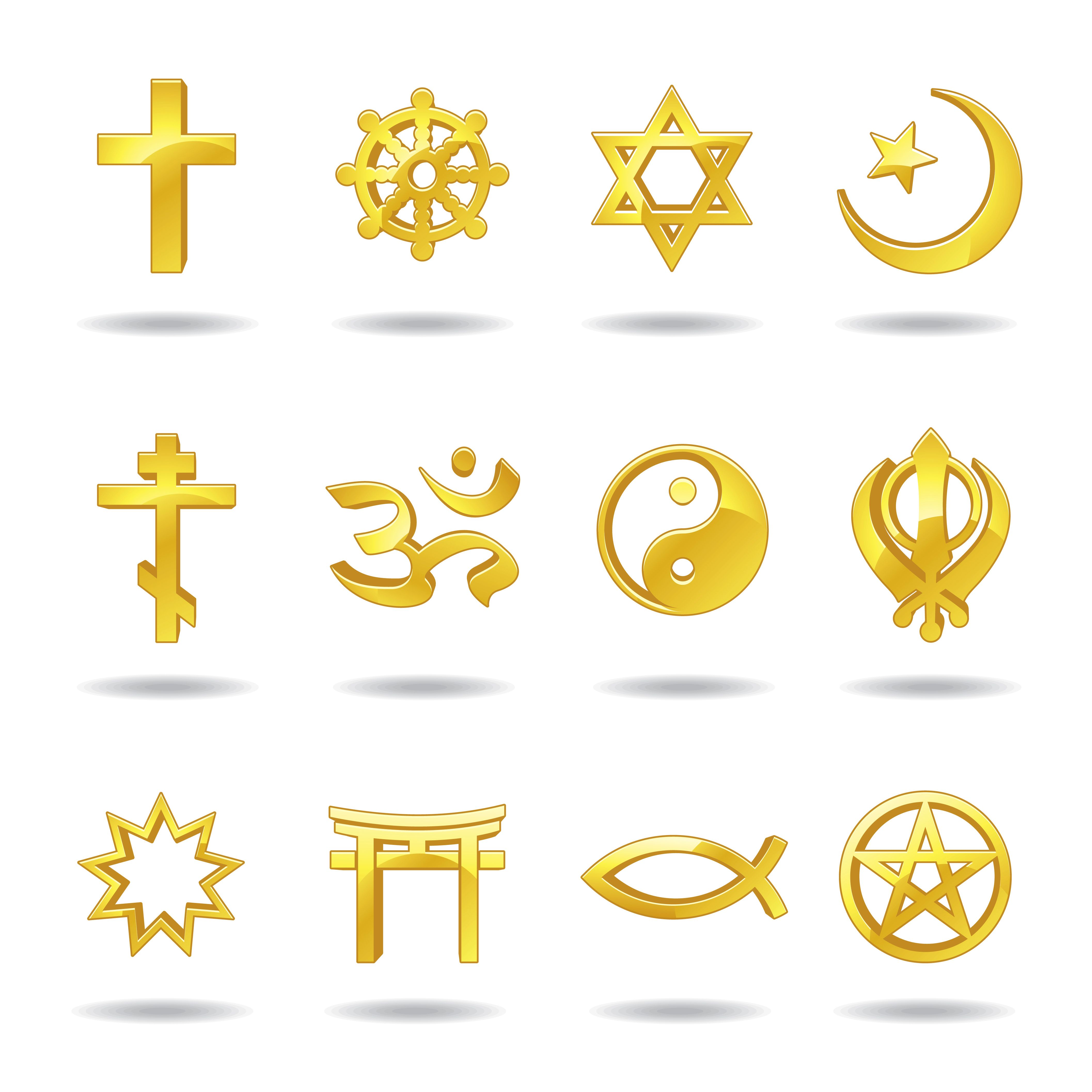 The religious symbols agnostic humanist first three i certainly the religious symbols agnostic humanist first three i certainly recognized as being part of the three abrahamic religions of christianity islam biocorpaavc Images